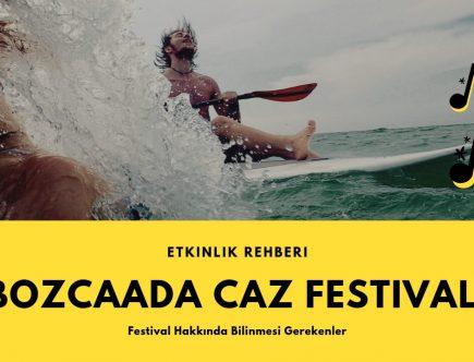 bozcaada caz festivali programı rehberi caz festivali etkinliğinde bilinmesi gerekenler ve eğlenen gençler