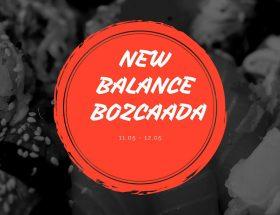 New Balance Bozcaada 2019 Koşusu ve Maratonu Etkinlik Afişi